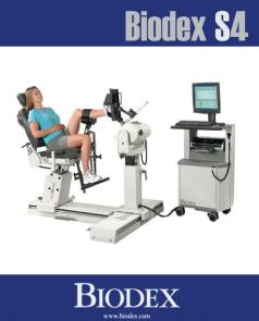 Biodex Medical Systems / System 4 Pro